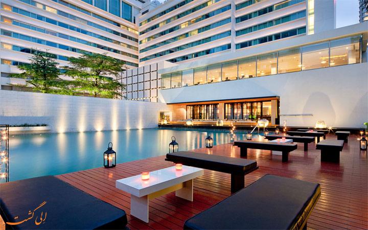 هتل های بانکوک