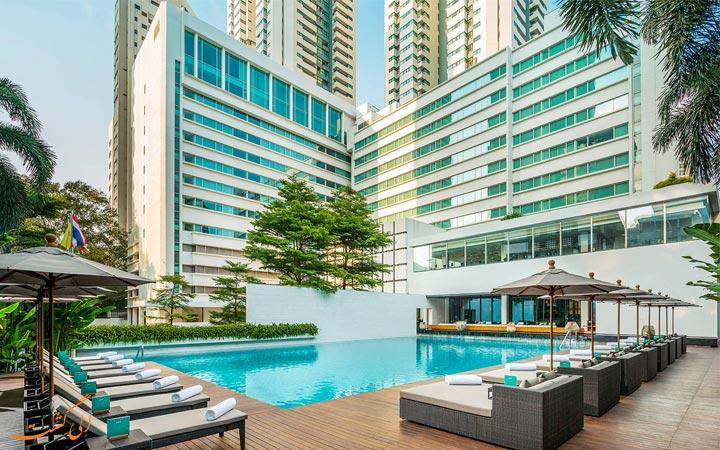 نمای هتل های بانکوک