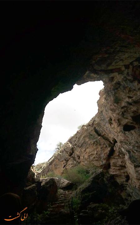 پله غار بورنیک