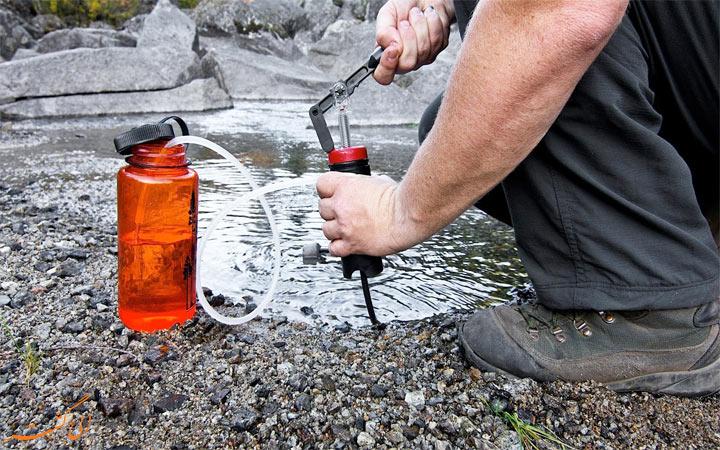 پمپ تصفیه آب