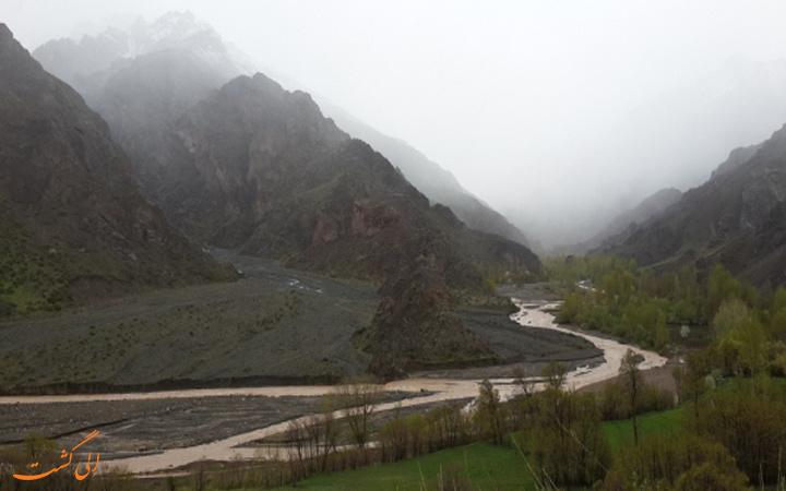پوشش-گیاهی-جهنم-دره