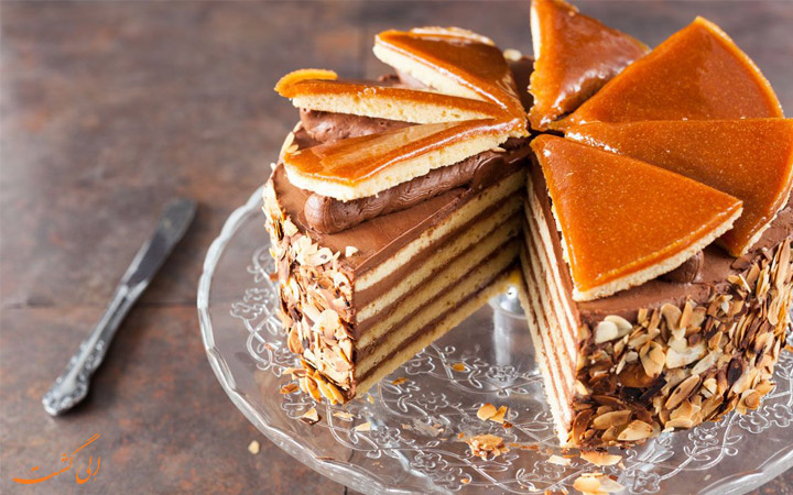 کیک بوداپست