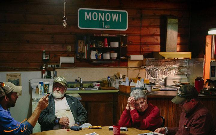 شهر مونووی در آمریکا