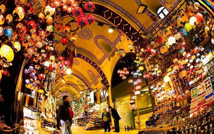 بازار استانبول ترکیه