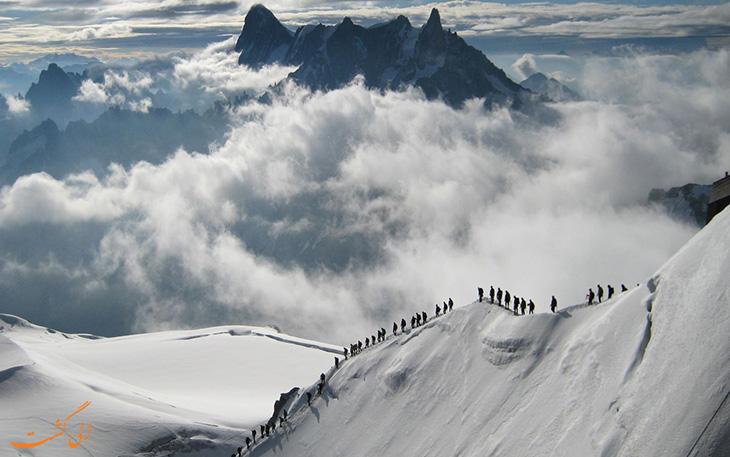 کوهستان های فرانسه