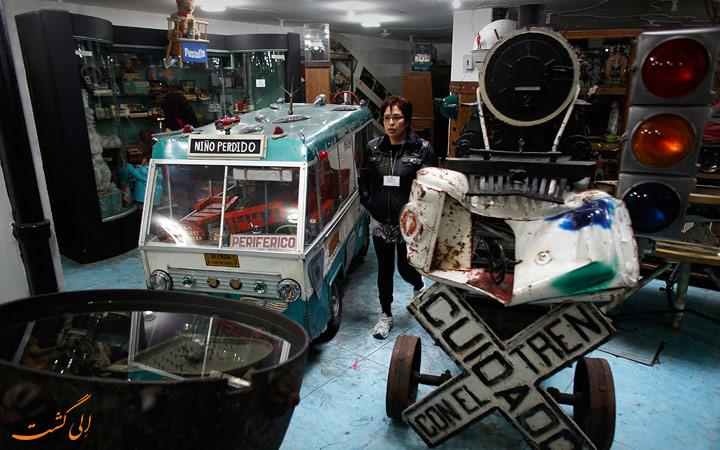 موزه عروسک دل جوگت آنتیکو در مکزیک