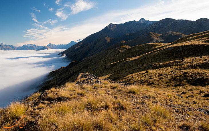 جاهای دیدنی نیوزلند