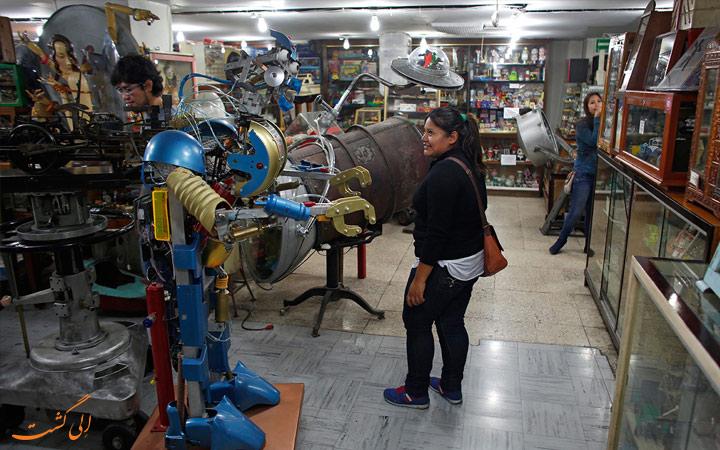 موزه عروسک دل جوگت آنتیکو