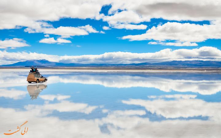 دزیاچه نمک بولیوی