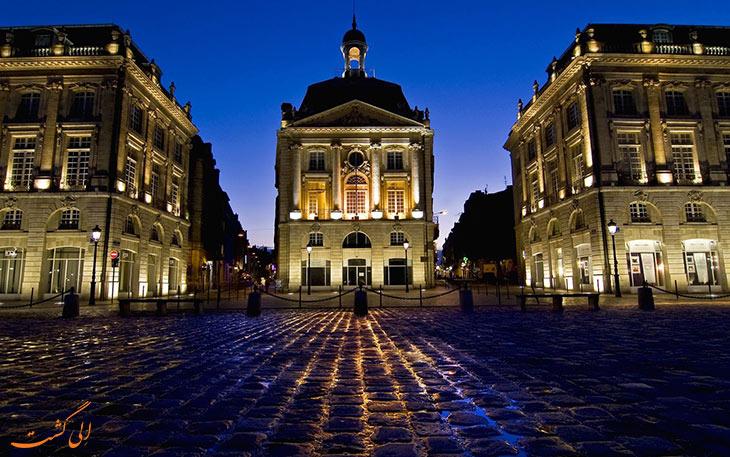 از بناهای فرانسه