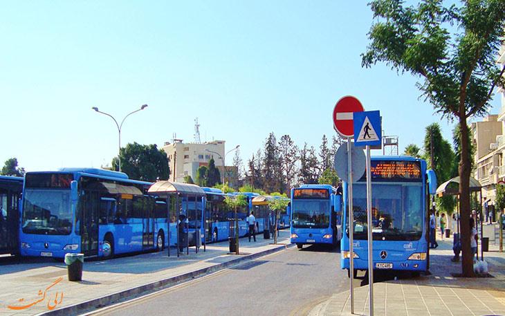 اتوبوس قبرس
