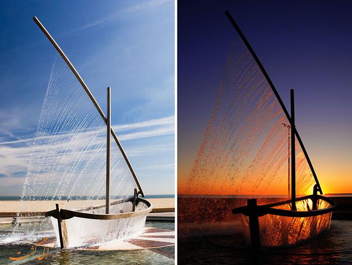 زیباترین آبنماهای دنیا | اسپانیا