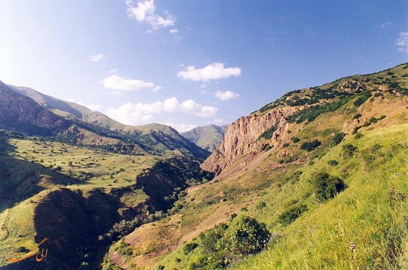 جنگل خسرو در ارمنستان