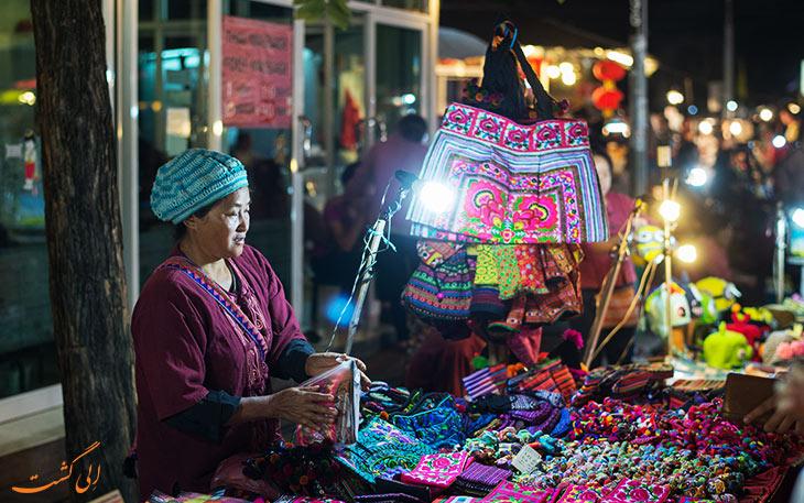 بازار یکشنبه چیانگ مای