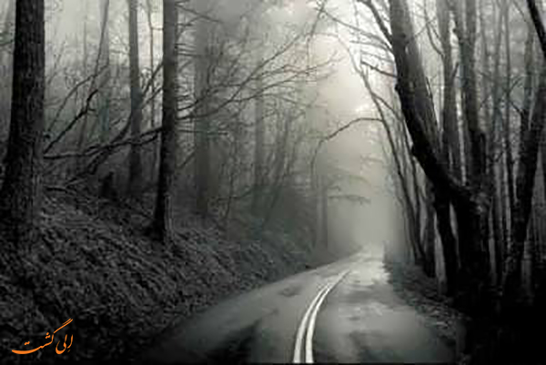 جاده تیمپه در پنانگ
