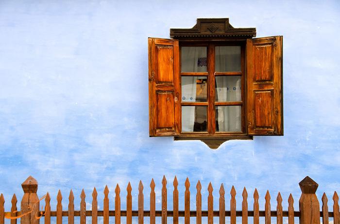 خانه های سنتی ترنسیلوانیا
