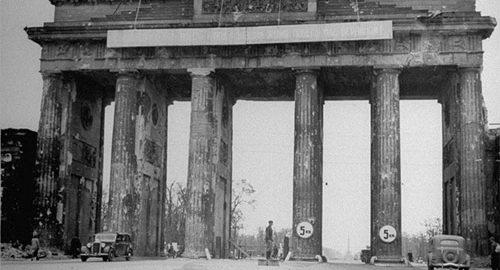 برلین بعد از جنگ جهانی