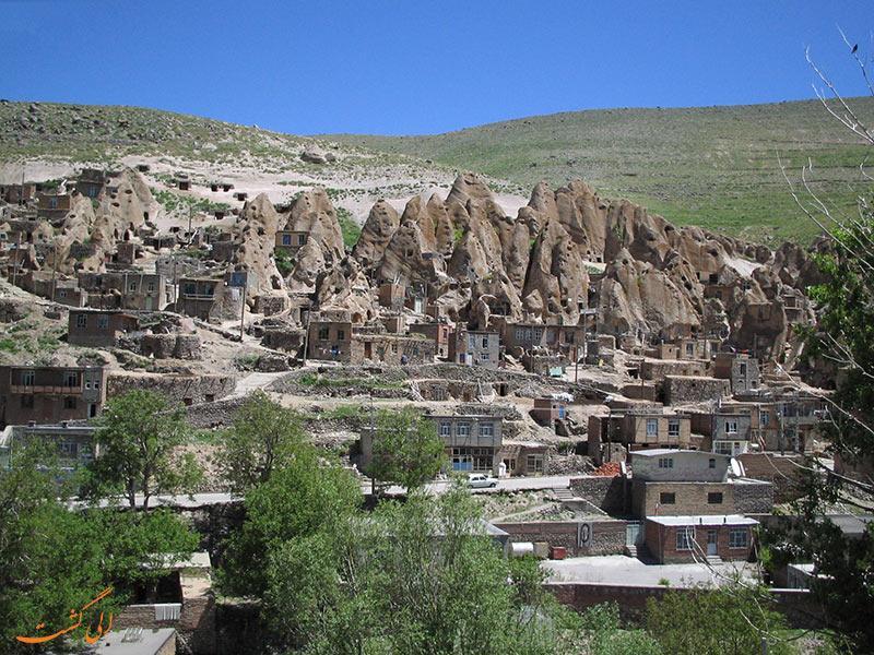 عکس روستای کندوان