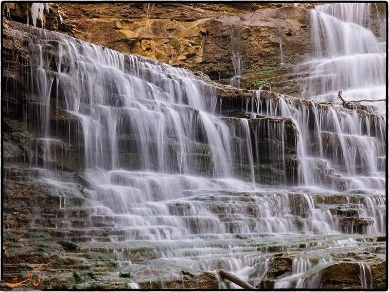 آبشار همیلتون
