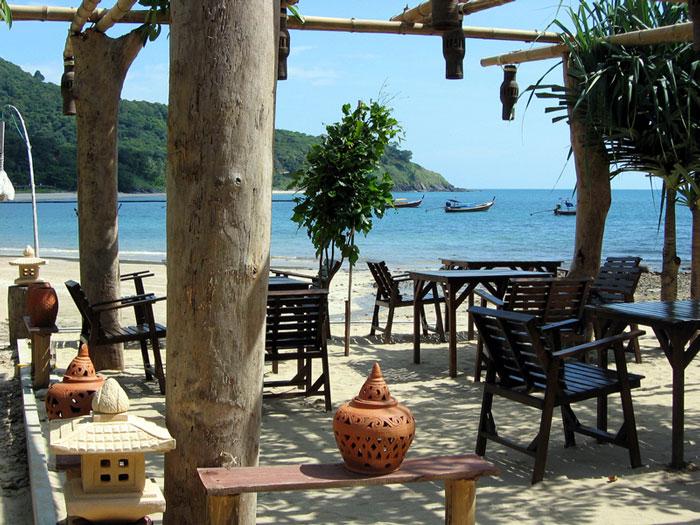رستوران ساحلی