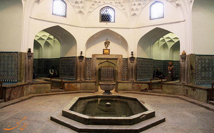 حمام گنجعلی خان در کرمان