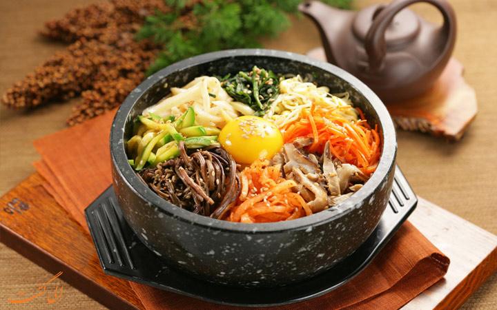 غذای کره