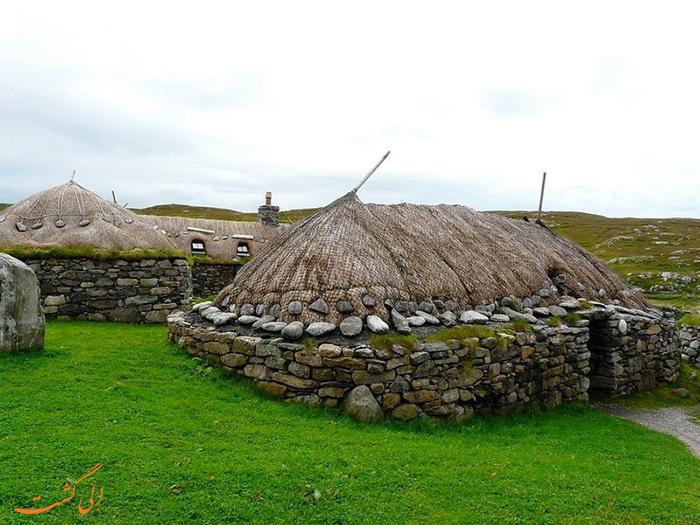 سیاه خانه های اسکاتلند