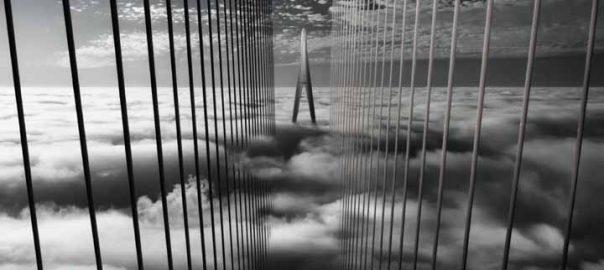 پلی میان ابرها