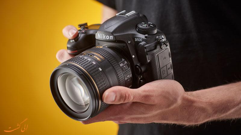 بهترین دوربین عکاسی در سفر