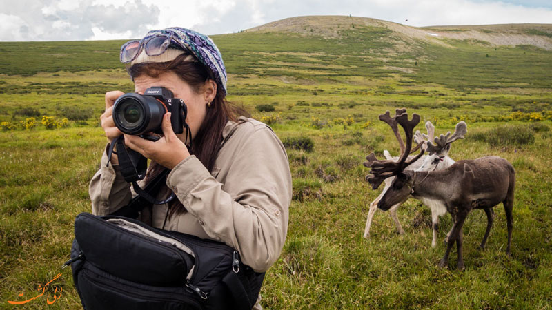دوربین عکاسی برای سفر