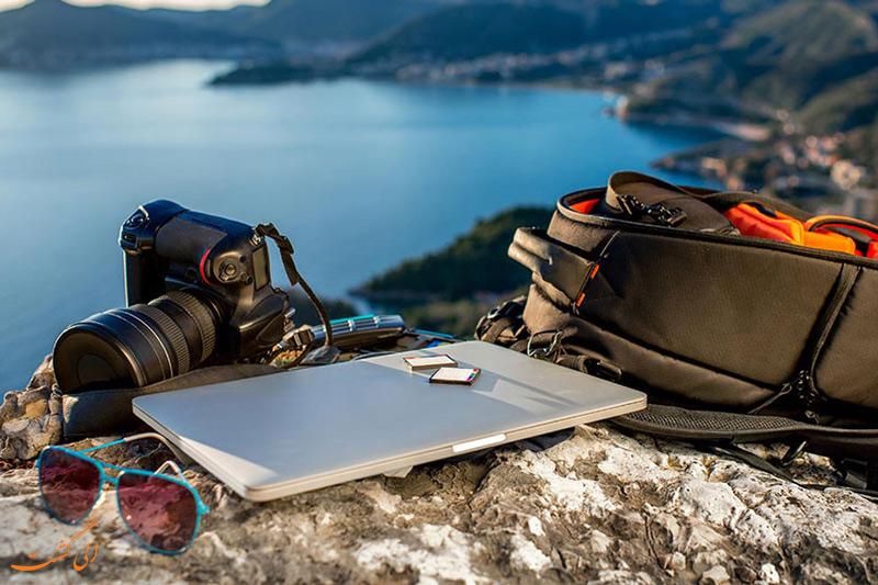 بهترین دوربین عکاسی برای سفر