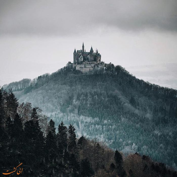قلعه مشهور آلمان