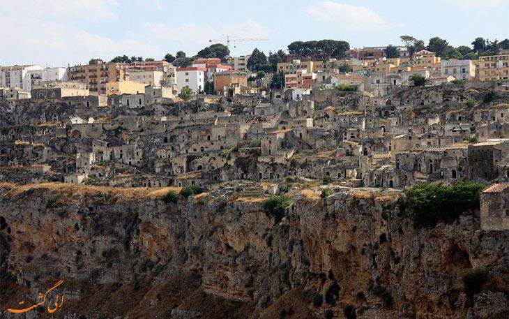 شهر سنگی ایتالیا