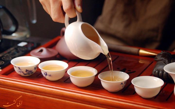 چای چینی