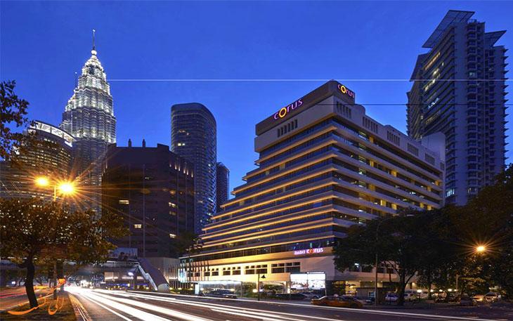 هتل کورس در مالزی