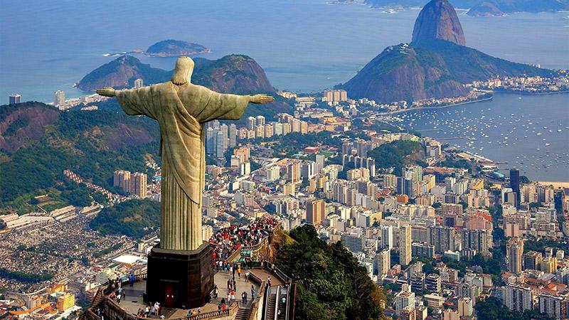 مجسمه مسیح برزیل