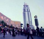 دبی در گذر ثانیهها + ویدیو