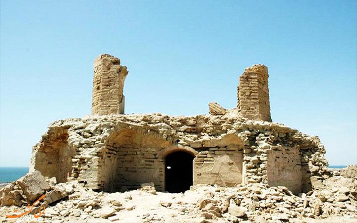 قلعه تاریخی چابهار