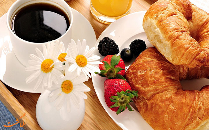 صبحانه فرانسوی