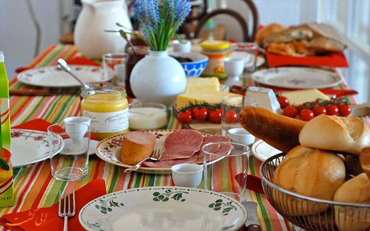 صبحانه آلمانی