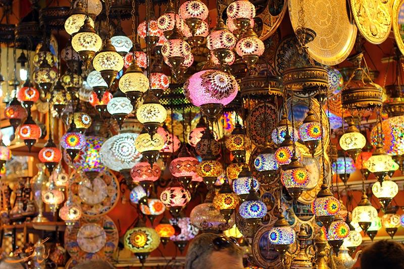 خرید از بازار بزرگ استانبول