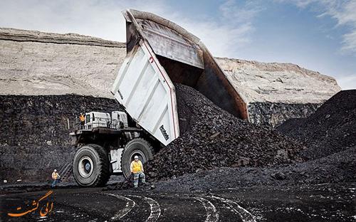 بزرگ ترین کامیون حفاری دنیا