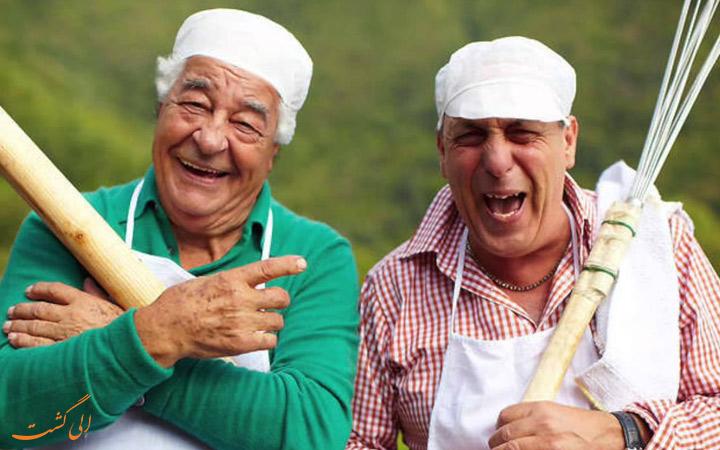 ایتالیایی ها