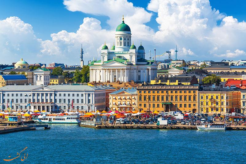 هزینه سفر به فنلاند