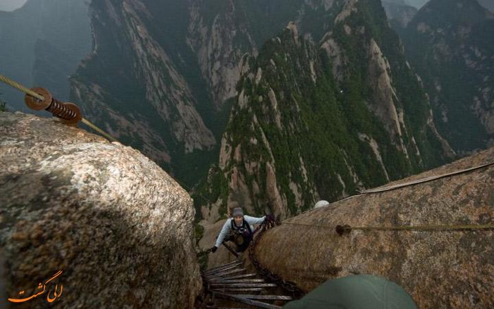 مسیرهای کوهنوردی
