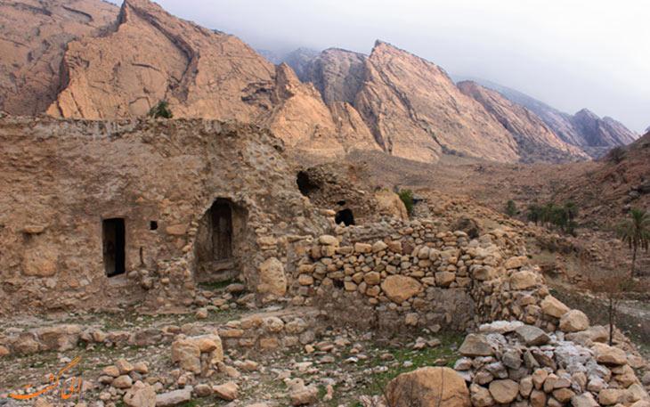 روستای تاریخی لیوس