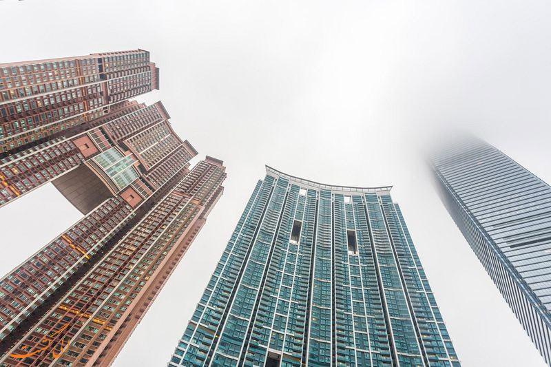 آسمانخراش ها در هنگ کنگ