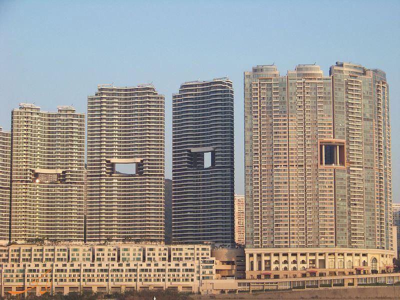 آسمانخراش های هنگ کنگ