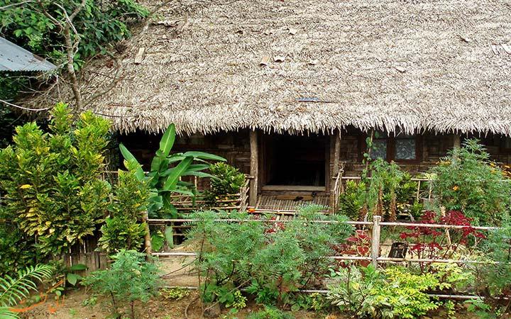 خانه های تمیزترین روستای آسیا