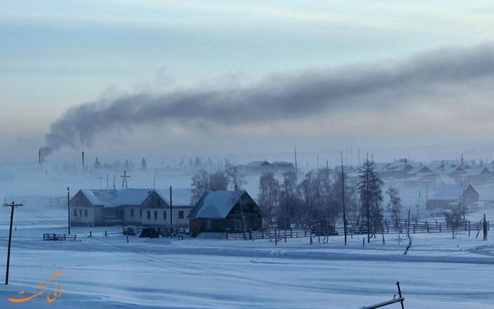 قطب سیبری